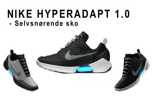 Nike HyperAdapt Selvsnørende Sko